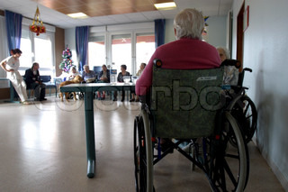Image of 'nursing home, retirement, elderly'