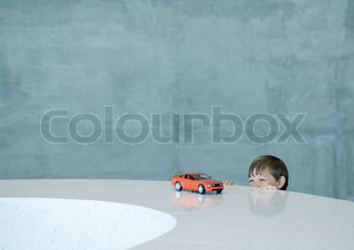 Image of 'toy, child, hidden'