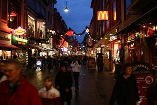Billede af 'julen, julemarked, gågade'