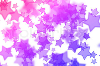 abstract background with colorful star