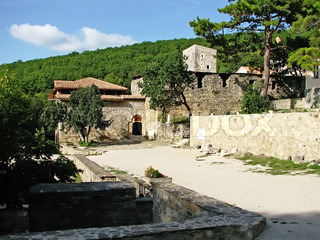 Surp Khach Monastery