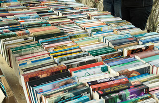 books on the book market