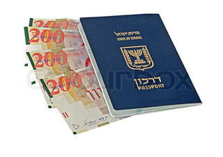 Passport of an Israel citizen