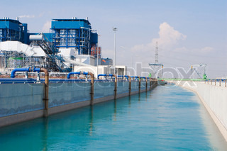 Water and wastewater treatment in the petrochemical site