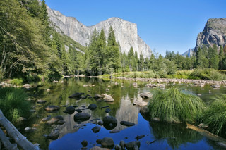 The magnificent Yosemite Valley