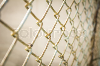 Old wire fence seamless