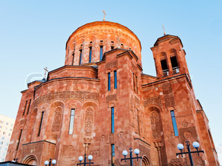 cathedral of the Armenian Apostolic Church