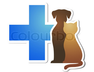 veterinary cross and pets