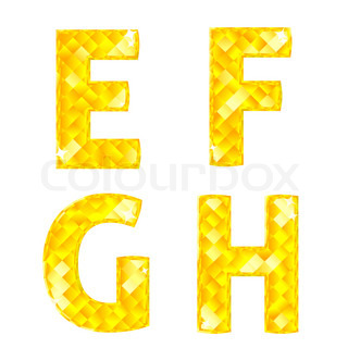 Z Alphabet In Diamond Vector diamond alphabet- letters E, F, G, H | Vector | Colourbox