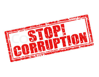 """how to stop corruption in india Corruption is embedded in india's collective soul  had not altered even """"a  comma or a full stop"""" in the law that regulated political funding."""