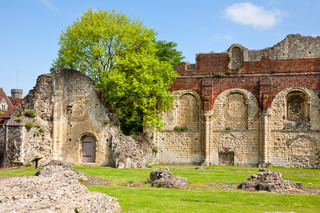 St Augustines Abbey in Canterbury