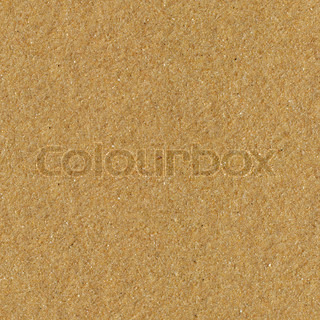 Seamless beach yellow sand surface texture.