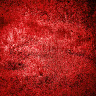 Red grunge background or texture