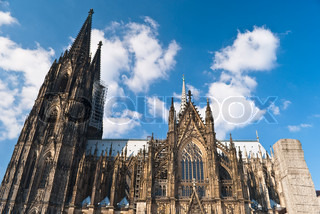 Cathedral at Cologne