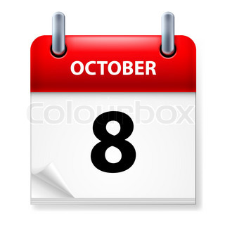 Tear-off_calendar_OCTOBER