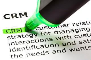 Customer relationship management Dictionary Definition Green Marker