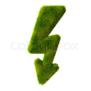 electric grass icon