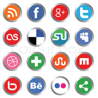 Dating website icons