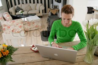 Image of 'laptop, mac, computer'