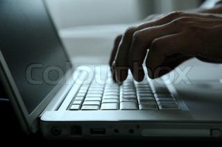 Image of 'computer, laptop, work'
