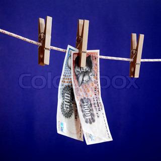Billede af 'danske, hvidvaskning af penge, økonomi'