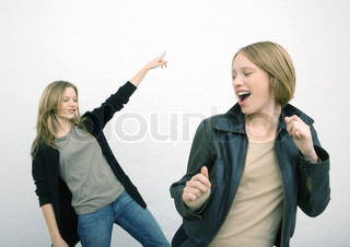 Image of 'dance, person, happy'