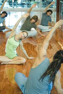 Image of 'yoga, gymnastic, gym'