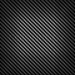 Carbon Or Fiber Background Texture With A Repeat Diagonal