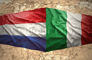 Italy and Netherlands