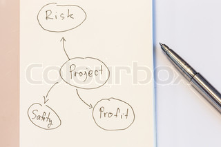 Project life cycle risk safety profit