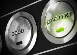 quality rating, excellent performance