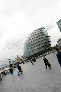 London city hall building