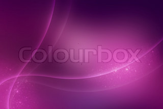 Abstract background with purple light