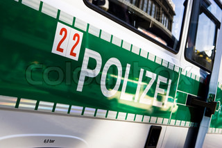 Logo of the german police