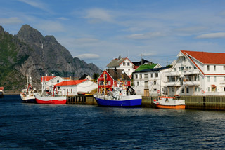 Image of 'lofoten, norway, scandinavia'