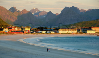Image of 'norway, lofoten, nordland'