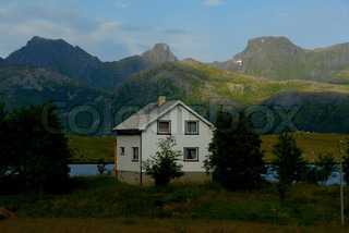 Image of 'lofoten, norway, nordland'