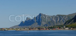 Image of 'lofoten, nordland, norway'