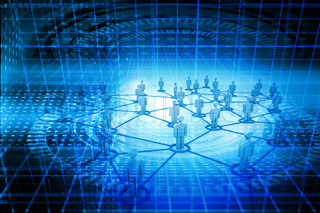 Business Networking, people network